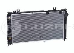 """Радиатор """"Luzar"""" Гранта 10->, Калина 2 13-> Гидромеханичекая Акпп С Кондиционером Luzar арт. LRC01192B"""