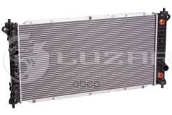 Радиатор Охлаждения Двигателя Для А/М Ssangyong New Actyon/Korando C (12-) At Lrc17135 Luzar арт. LRc17135
