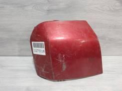 Накладка заднего бампера левая Citroen C4 Picasso 2006-2013 [7452LQ]