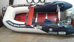 Лодка Forward с мотором Yamaha