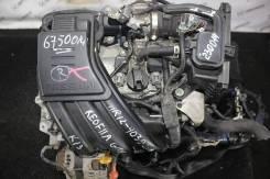 Двигатель Nissan HR12DE, 1200 куб. см Контрактная Nissan [G230014]