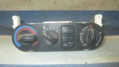 Блок кнопок управления печкой с A/C Nissan Almera N16 00-06 [27515BN007]