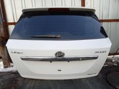 Дверь багажника со стеклом и спойлером Lifan X60 12- [S6301000]