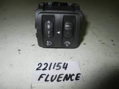 Кнопка корректора фар [251900007R] для Renault Fluence, Renault Megane III [арт. 221154]