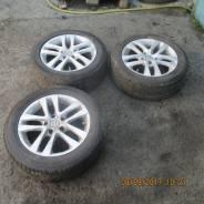 Диск колесный легкосплавный R16 Volkswagen Passat B7 5x112 6,5J D57.1 ET50 [1Z0601025AA]