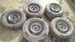 Диск колесный штамповка R15 Skoda Octavia A5 6J ET47 5X112 d57.1 08-13 [1K0601027C]