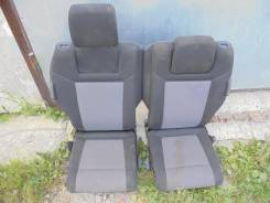 Сидение заднее 3-й ряд (2шт) Opel Zafira B 2012г 13167410 [13167409]