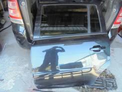 Стекло L заднее Opel Zafira B 2012г [93184337]