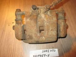 Суппорт задний левый [582102W700] для Hyundai Grand Santa FE III, Hyundai Santa Fe III, Kia Sorento II [арт. 201451-7]