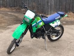 Kawasaki KMX125, 1996