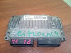 Блок управления АКПП Citroen C4 2006 [9661983980] TU5 1.6