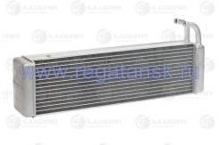 Радиатор отопителя УАЗ 469, 3151, патрубки d=16мм., алюмиевый (469-8101060П, 469-8101060, 3151-8101060)