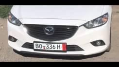 Mazda 6 GJ, 2014