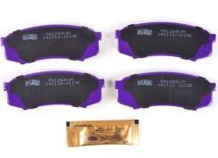 Колодки тормозные задние NiBK [PN1243]