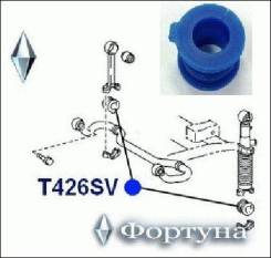 Втулка стабилизатора задней подвески, D=29.5мм ФОРТУНА T426SV