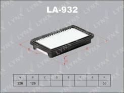 Фильтр воздушный LYNXauto LA932