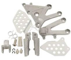 Подножки водительские с креплениями Honda CBR600RR 03-06