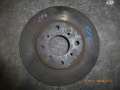 Диск тормозной, Honda, -, CF4, Конт., (4 шпил. 280 мм) Honda