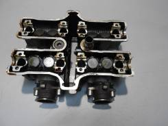 Головка блока цилиндров Yamaha V-max 1200 задняя