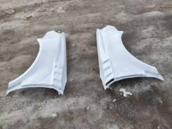 Передние крылья тюнинг - Subaru Forester SG9 SG5 рестайл