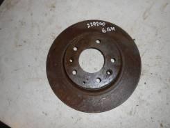 Диск тормозной задний [N12326251B] для Mazda 6 II [арт. 229200]