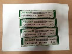 Кольца поршневые STD FORD/Mazda 2.0/2.3 16V