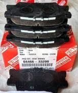 Колодки Задние Toyota Camry / Lexus Rx200t/Rx350/Rx450h/Ux250h Toyota 04466-33220 Toyota -33220