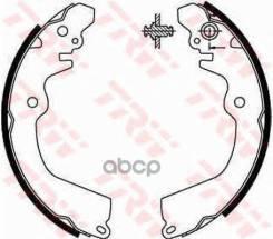Колодки Тормозные Барабанные | Зад | Mitsubishi Lancer 2002 South East (Fujian) Motor Co., Ltd Lioncel (Lingshuai) 2003 TRW арт. GS8666