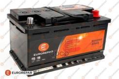 Батарея Аккумуляторная Ef L3 70ah/720a, Д/Ш/В 278/175/190, B13, -/+ Eurorepar арт. 1620012580