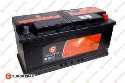 Батарея Аккумуляторная L6d 110ah/950a, Д/Ш/В 393/175/190, B13, -/+ Eurorepar арт. e364050