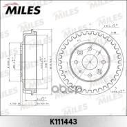 Барабан Тормозной Spectra 1.6 (Иж) 05- (Db4288) K111443 Miles арт. K111443