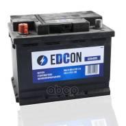Аккумуляторная Батарея! 56ah 480a + Слева 242х175х190 B13 Edcon арт. DC56480L Dc56480l_