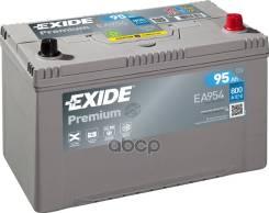 Аккумуляторная Батарея! 19.5/17.9 Евро 95ah 800a 306/173/222 Carbon Boost Exide арт. EA954 Exide Ea954 Premium_
