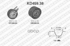 Рем. К-Кт Грм! Citroen C2/C3, Peugeot 206/307 1.4hdi 02> NTN-SNR арт. KD459.38 Kd459.38_