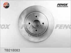 Диск Тормозной Renault Megane I, Grandtour, Scenic, 1.4-2.0, 96-01 Tb218083 Fenox арт. TB218083