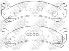 Колодки Тормозные Дисковые Передн. Ca Deville 4.6l 04- Dts Heavy Duty 4.6l 06-08 Ch Avalanche 1500 NiBK арт. pn0409