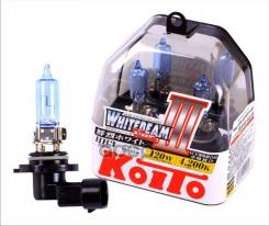 Лампа Высокотемпературная Koito Whitebeam 9005 (Hb3) 12v 65w (120w) 4200k (Комплект 2 Шт. ) 9005 (Hb3) 12v 65w (120w) 4200k, Упаковка 2 Шт. Koito арт. P0756W