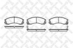 Колодки дисковые п. / mitsubishi galant 2.0/2.5/2.4gdi Stellox 365002SX Citroen / Peugeot: 425430 425388. Mitsubishi: MR389545 MR389546 MR895250