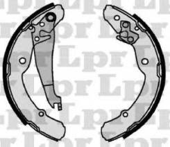 Комплект тормозных колодок Lpr 07300 Brilliance: SHH3502050 SHH3502051. Byd: F33502004. Nissan: 1234567. Vag: 1J0698525A 1J0698525B 5C0698545
