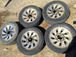 Литые диски + комплект резины Bridgestone Blizzak 215/65R16 98Q