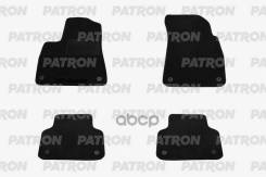 Комплект Автомобильных Ковриков Текстильных Audi Q7 2015-2019 Patron арт. PCC-AUD0029.1