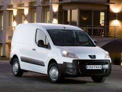 Услуги по перевозке грузов на фургоне Peugeot Partner .