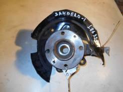 Кулак поворотный передний правый [6001548239] для Renault Sandero I [арт. 186325-1]