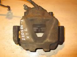 Суппорт передний левый [34116778145] для BMW 3 E90/E91/E92/E93, BMW X1 E84, BMW Z4 E89 [арт. 220586-3]