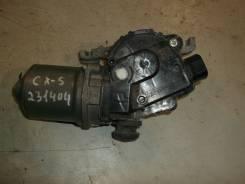Моторчик стеклоочистителя передний [KD5367340C] для Mazda CX-5 [арт. 231404]