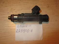 Форсунка топливная [8200227124] для Renault Kangoo II, Renault Logan I, Renault Logan II [арт. 229908-6]