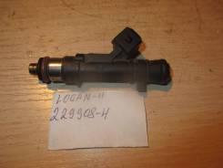 Форсунка топливная [8200227124] для Renault Kangoo II, Renault Logan I, Renault Logan II [арт. 229908-4]
