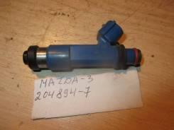 Форсунка топливная [Z68113250] для Mazda 3 II, Mazda 3 III [арт. 204894-7]