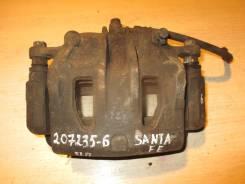 Суппорт передний правый [581302W700] для Hyundai Grand Santa FE, Hyundai Santa Fe III, Kia Sorento II [арт. 207235-6]