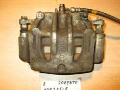 Суппорт передний правый [581302W700] для Hyundai Grand Santa FE, Hyundai Santa Fe III, Kia Sorento II [арт. 207235-8]